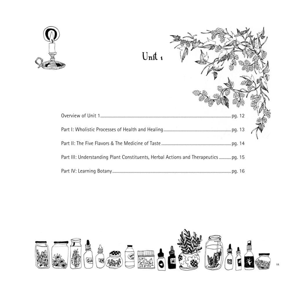 The Art of Home Herbalism Online