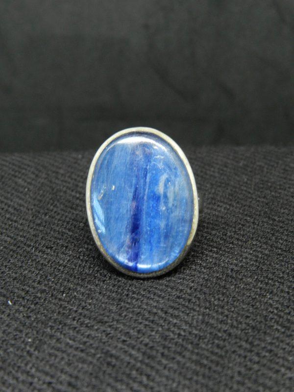 Image of Blue Kyanite ring