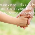 You Are Your Child's Best Advocate