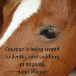 Congenital Hypothyroidism and Blood Draws and Courage