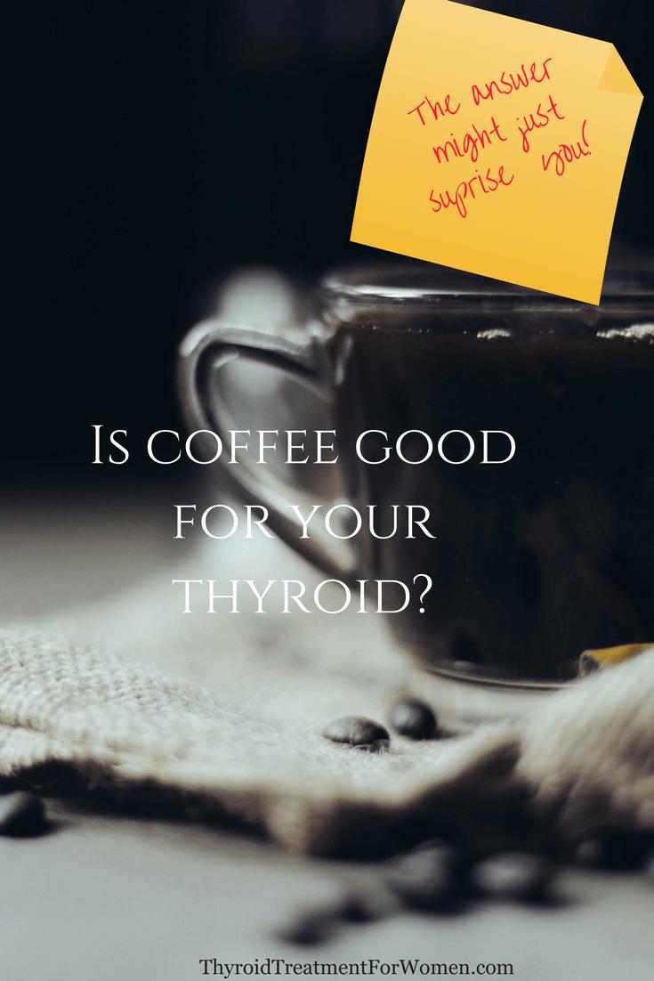 Is coffee good for thyroid health? The answer might just shock you. #thyroidhealth #hypothyroidism #ketocoffee @thyroidtreatmentforwomen
