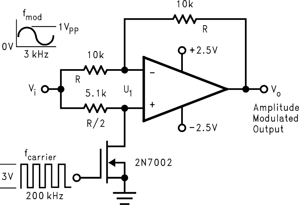 medium resolution of 20007602 png figure 10 amplitude modulator circuit schematic