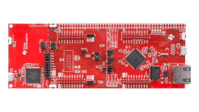 Simplelink Wired Mcus