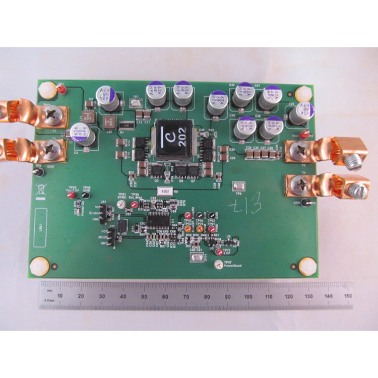 Switch Buckboost Converter Powersupplycircuit Circuit Diagram