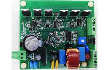 microcontroller based inverter circuit diagram external squid labeled ucc27714 high-speed, 4-a, 600-v high-side low-side gate driver   ti.com