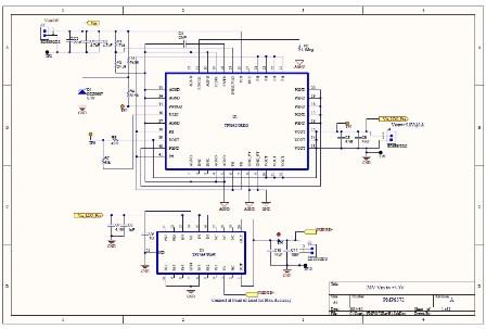 PMP8372 40V Dual 1A Power Module w/Low Noise LDOs Split
