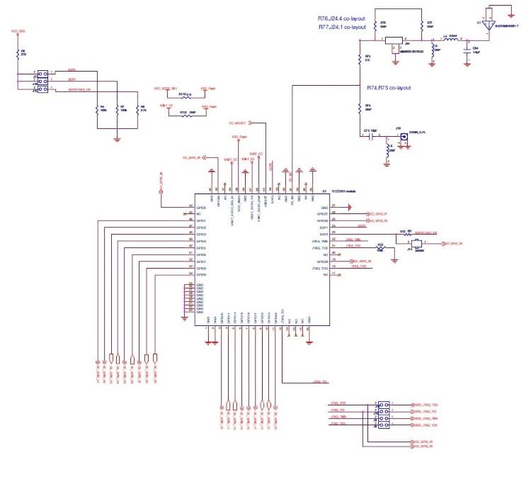 TIDC-CC3200MODLAUNCHXL SimpleLink™ Wi-Fi® CC3200 Module