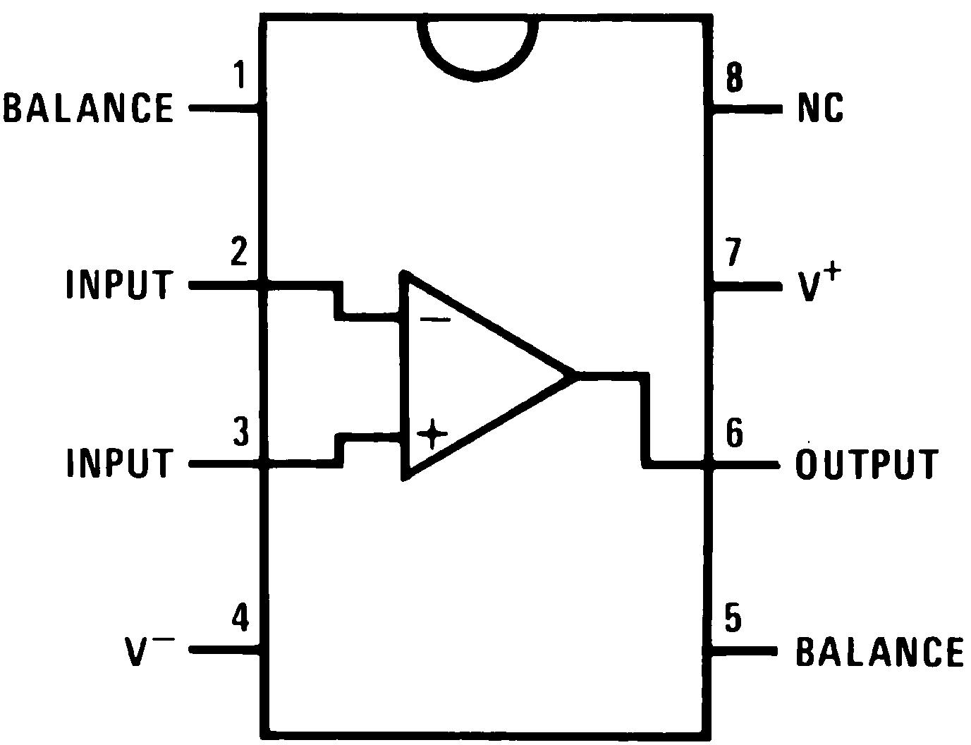 Lf411 N Datasheet Low Offset Low Drift Jfet Input