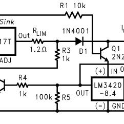 4s Bms Wiring Diagram Coachman Vip 4 2 V Li Ion Battery Charger Circuit