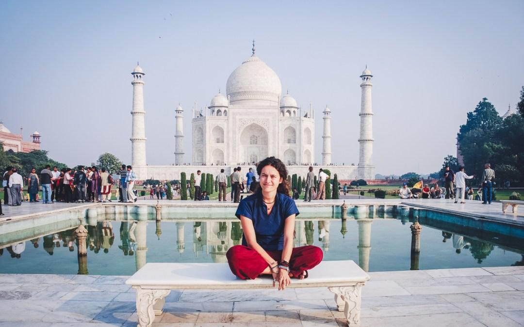 Agra: Taj Mahal e altro