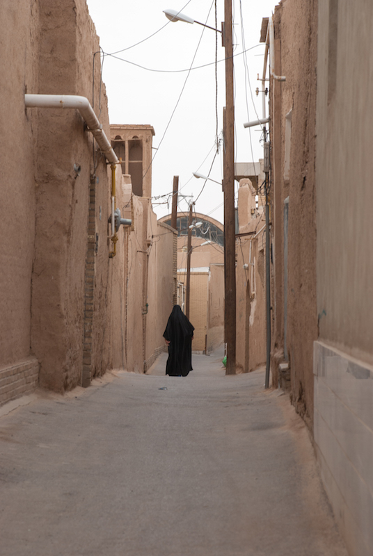 Città vecchia di Yazd