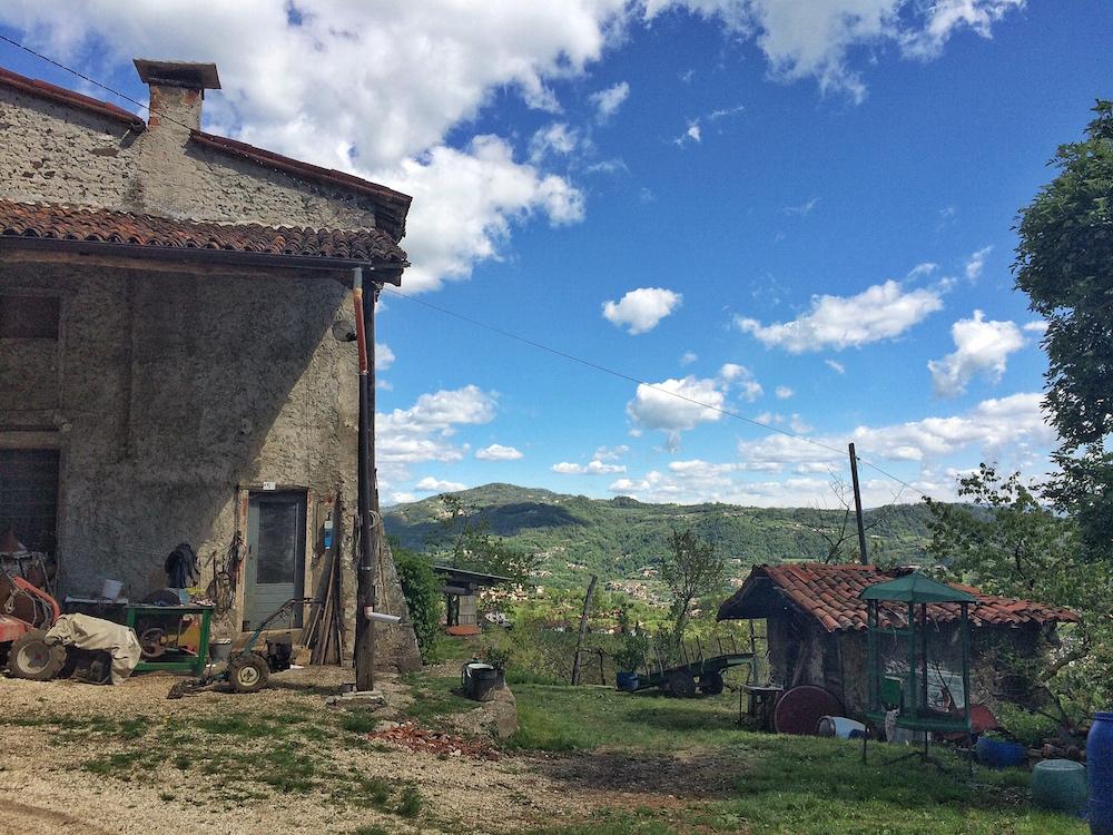 On the hills of San Zeno