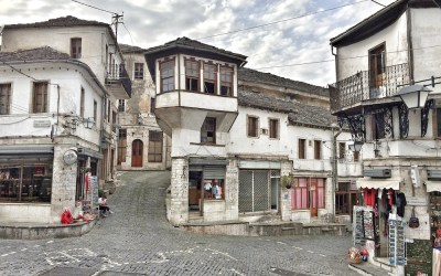 Due settimane nei Balcani