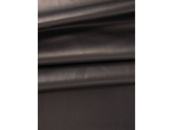 Matt Black Leatherette Pvc Material