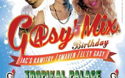 Gasy'Mix birthday