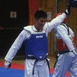 Krona Cup 2017 i taekwondo.