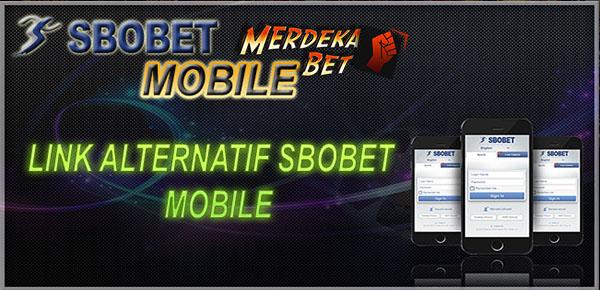 link alternatif sbobet mobile - Cara Daftar Sbobet Lewat HP Android