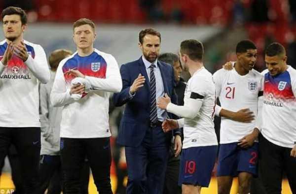 Gareth Southgate Bangga Dapat Dukungan Penuh Fans Inggris