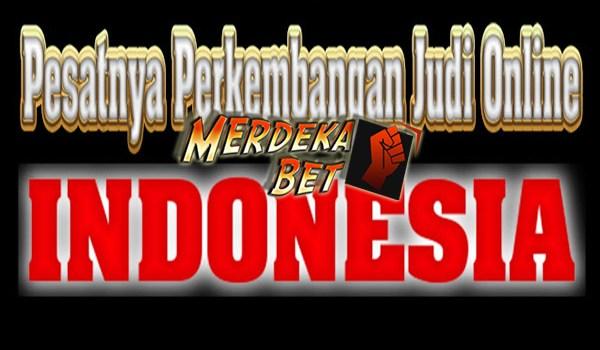 Perkembangan Pesat Judi Online di Indonesia