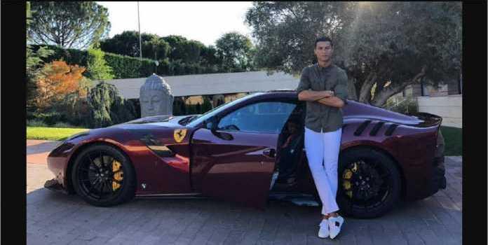 Ronaldo Datang ke Juventus Buruh Pabrik Mobil Fiat Mogok