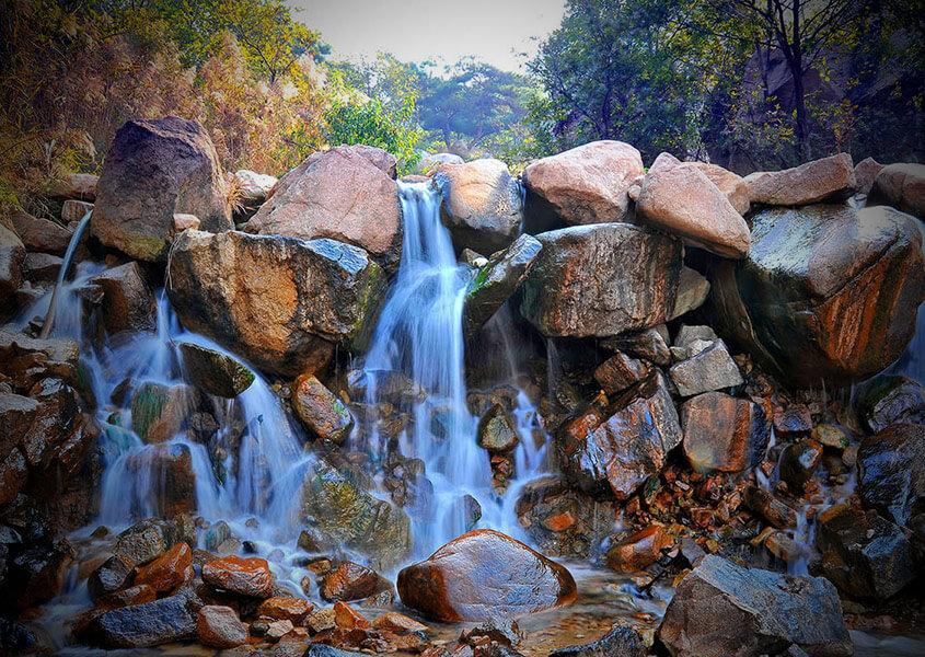 tianmeng mountain park 1