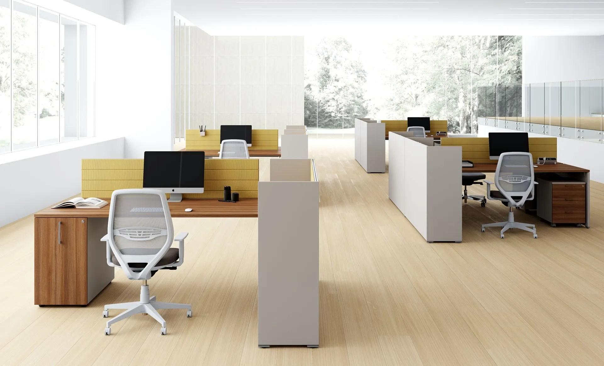 mobili e sedie per ufficio. Scrivania Operativa Oxi Di Las Mobili