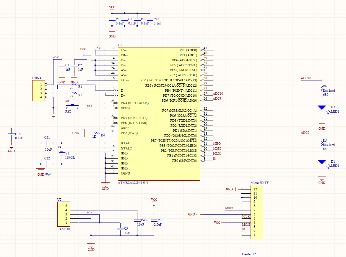 hight resolution of avr schematic png