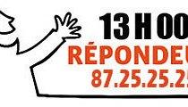 Répondeur de 13:00 le 25/03/17