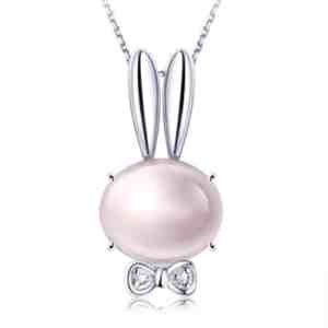 Pink Crystal Rabbit (1)