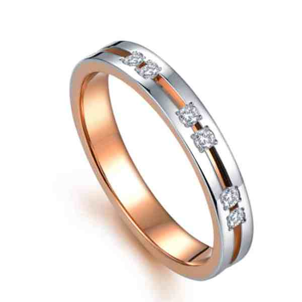 Tiaria Sweet Trinity Ring 2