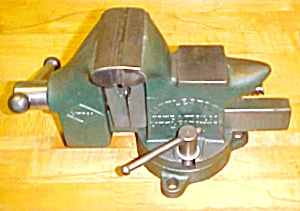 Littlestown Vise No 65 Bench Littco Swivel Base Tools