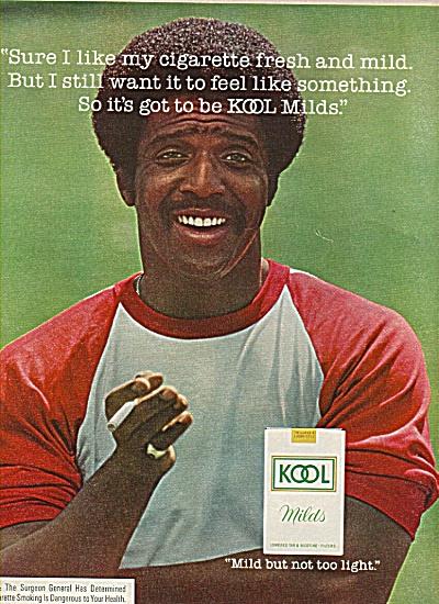 Kool Mild Cigarettes Ad 1978 Kool Cigarettes At Miss