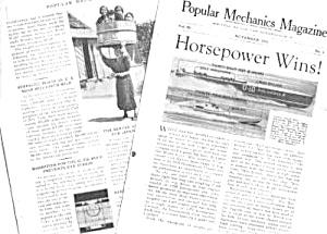 1967 Racewatchers Guide Magazine Article