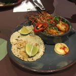 Pil Pil Prawn - Temper Soho Sunday Lunch Review