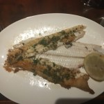 Filetted Dover Sole