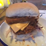 Tower Block Burger - Chicken Liquor Brixton Review