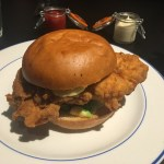 Chicken Burger - Foxlow Soho Review