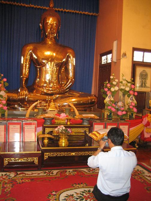 Walk the Talk   Tibetan Buddhist Altar