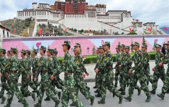 Wary Of Tibetan Uprisings China Clamp Down Tibet For March – Tibetan ...