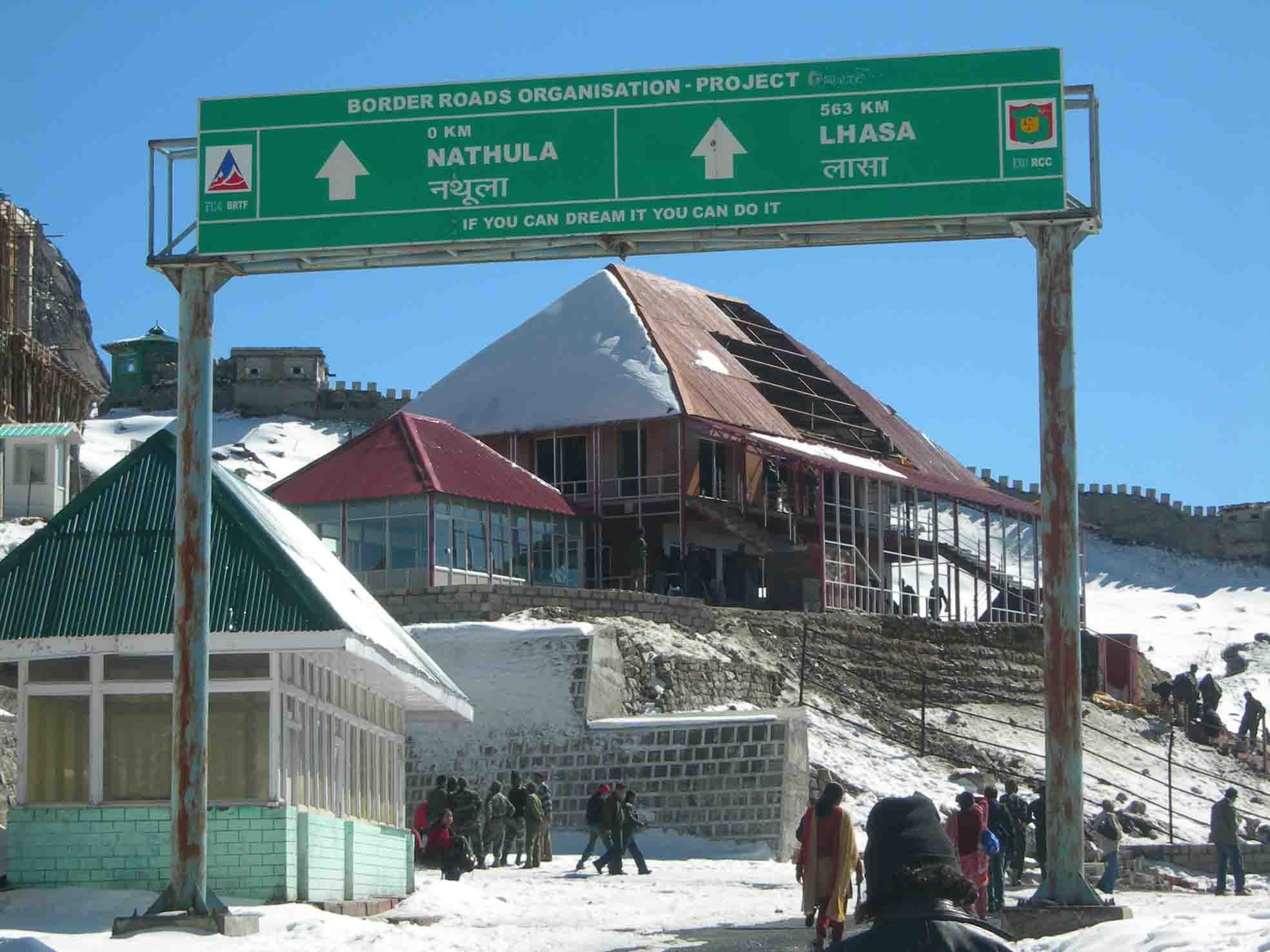 Nathu La route for Tibet pilgrimage for Indians to open in June ...