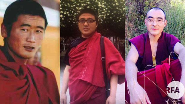 Three monks, including one jailed, reported disappeared in Chinese ruled Tibet | Tibetan Review