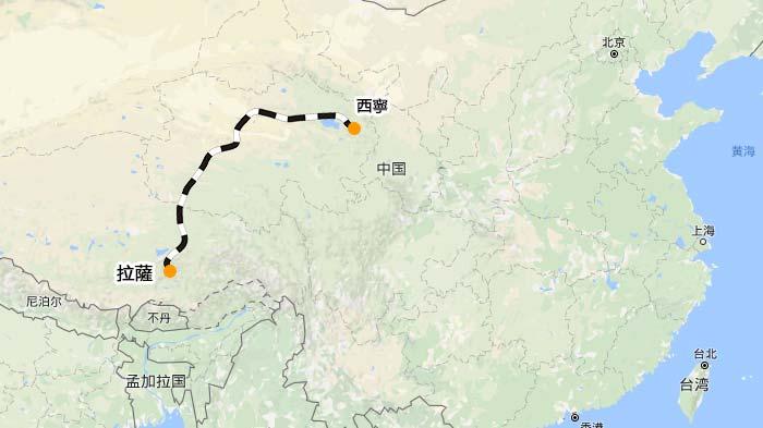 青藏鐵路旅遊:青藏鐵路旅行線路