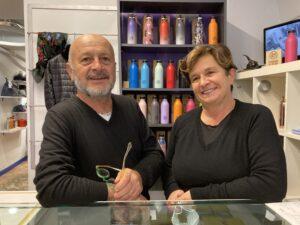 Carmela ed Augusto Masotti