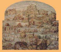 Palestrina  Il mosaico del Nilo