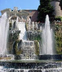 Tivoli  La Fontana di Nettuno
