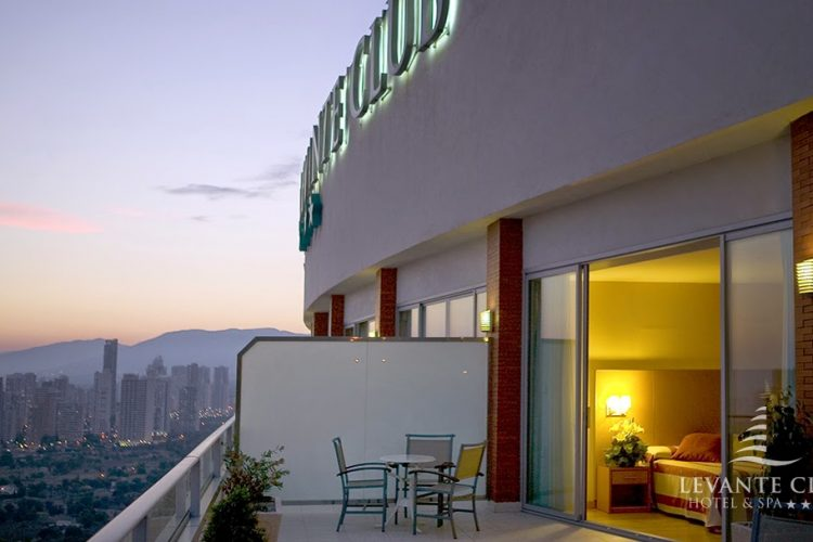 Hotel In Benidorm Levante Club Spa Adults Only