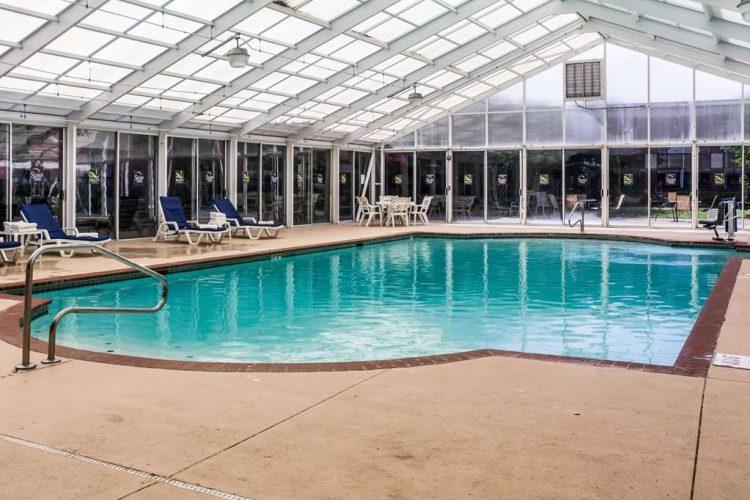 Hotel In Norfolk Sleep Inn Lake Wright Norfolk Airport