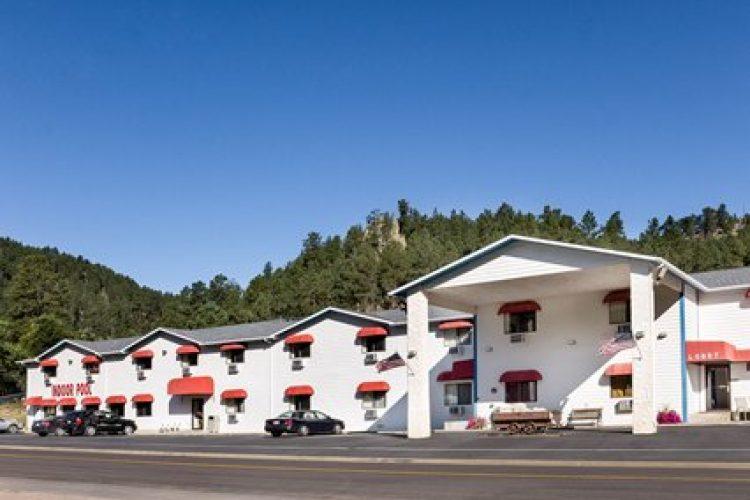 Hotel In Keystone Econo Lodge Near Mt Rushmore Memorial