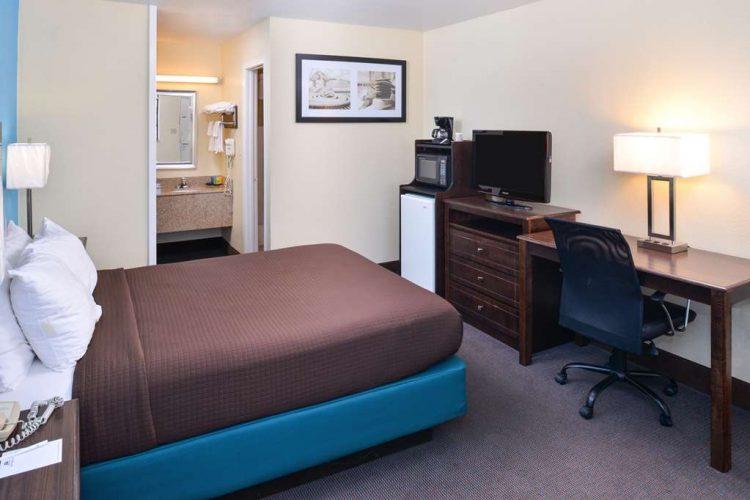 Hotel In Batesville Americas Best Value Inn Batesville