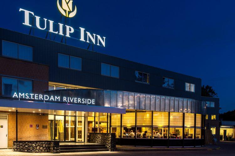Hotel In Amsterdam Golden Tulip Amsterdam Riverside